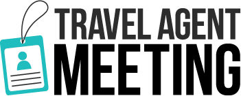 Travel Agent Meeting Logo